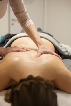 Individuelle Massage