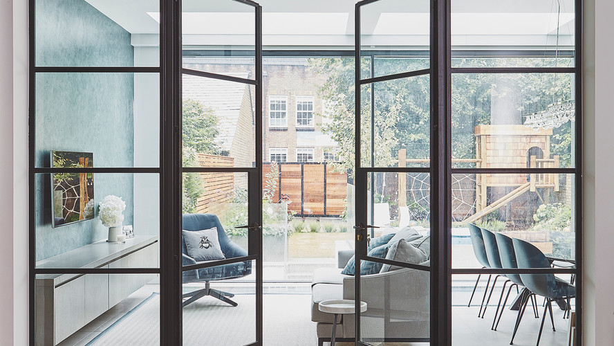 Crittall partitions