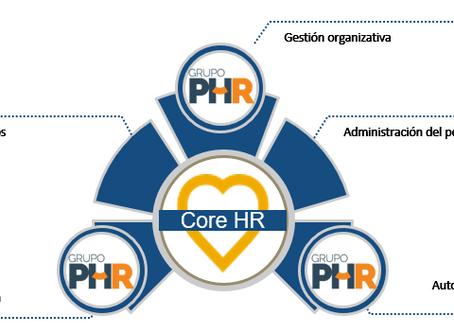 ¿Qué es el Core HR?