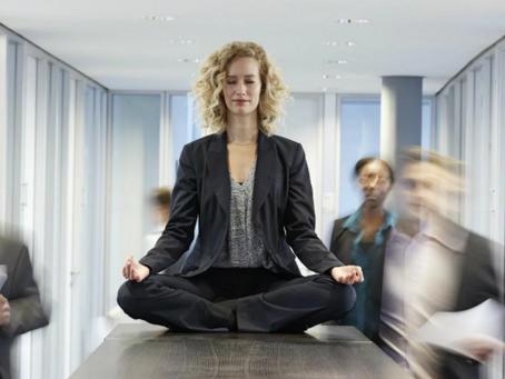 Vence el estrés laboral en apenas unos minutos con mindfulness