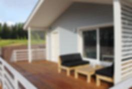 Просторная терраса, загородный дом, дача, панорамное остекление