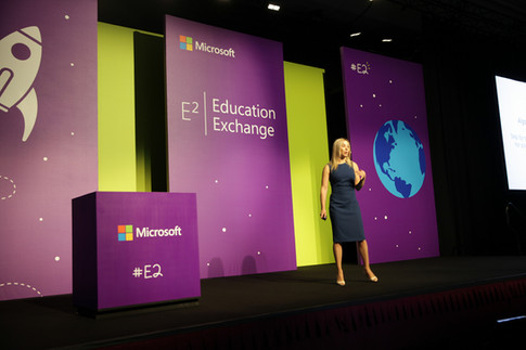 E2 - Microsoft Education Exchange