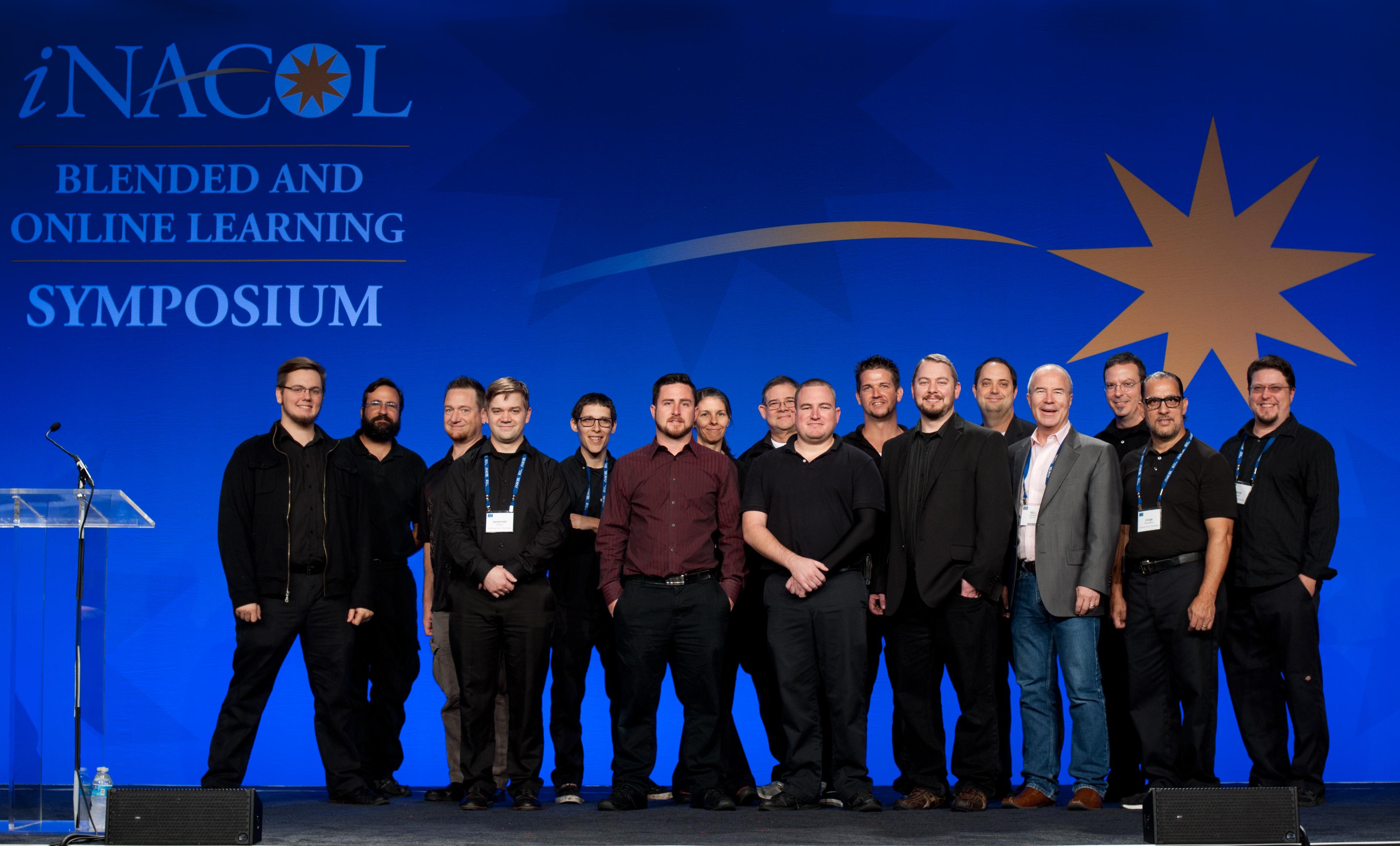 iNACOL 2015 Crew Photo