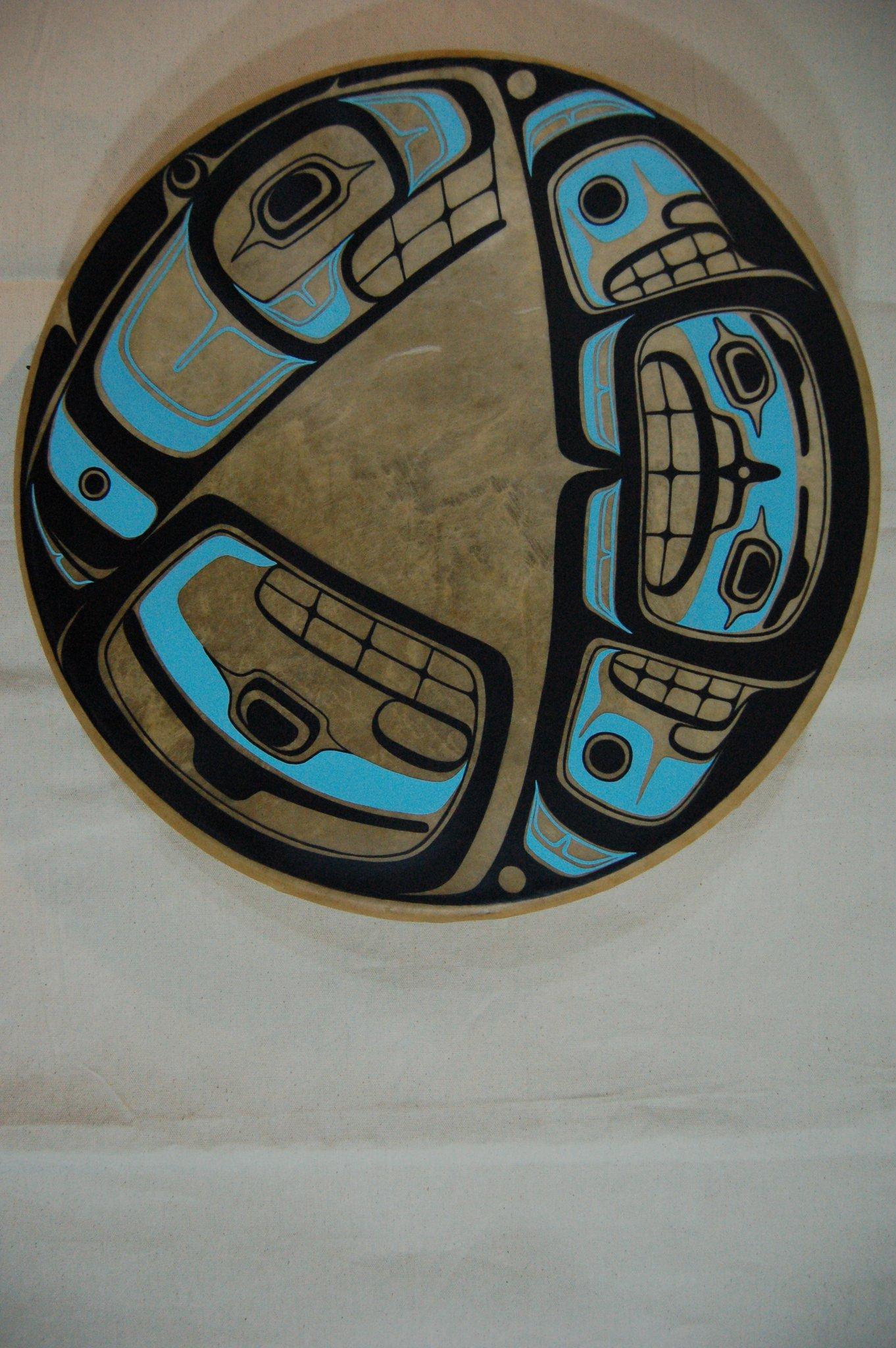 whales drum