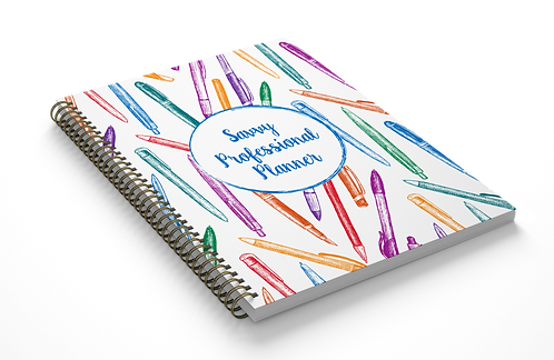 The Editor Daily Planner