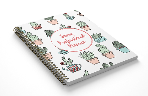 The Book Blogger Monthly Planner