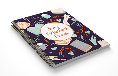 The Book Blogger Weekly Planner