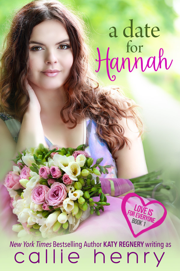 Cover Reveal, Excerpt & Giveaway – A Date for Hannah