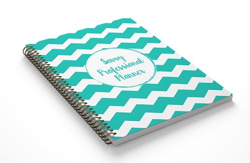 The Professional Monthly Planner