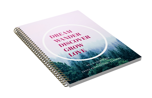 The Book Blogger Daily Planner