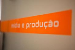 Mídia e produção