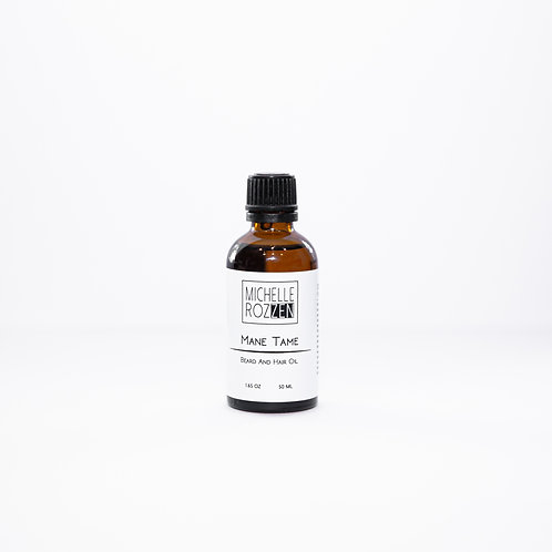 Mane Tame Beard and Hair Oil