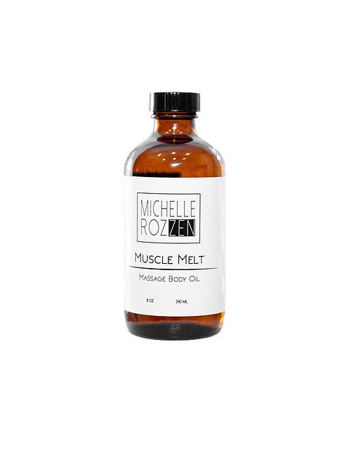 Muscle Melt Massage Body Oil