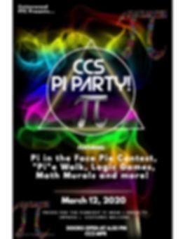 CCS Pi Party 2020