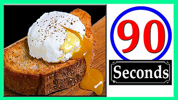 Microwave Poached Egg