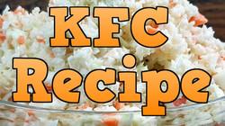 KFC Cole Slaw Recipe