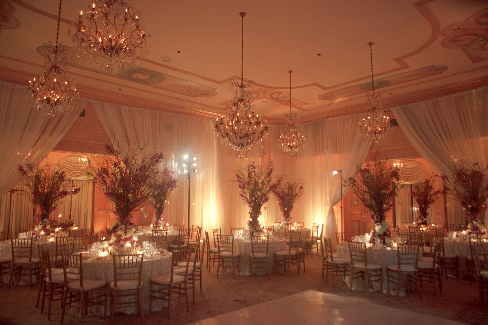 Detroit Wedding Decor