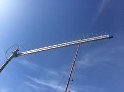 Antena Coletiva UHF Digital