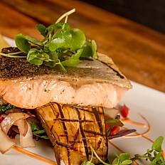 Salmon supreme