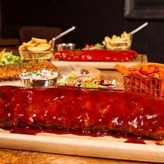 smokey's house pork ribs