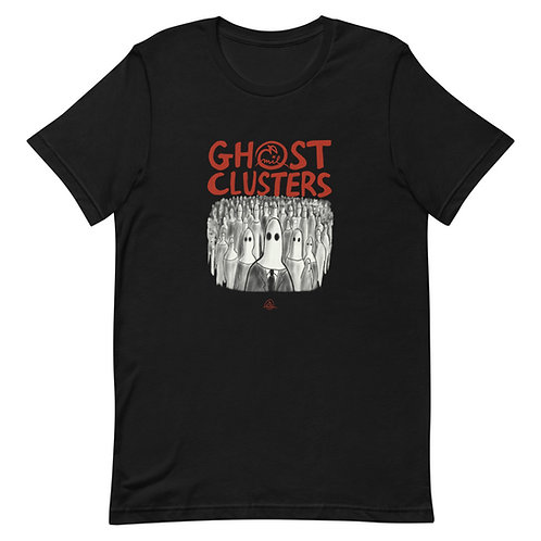 GHOST CLUSTERS T-shirt Unisexe
