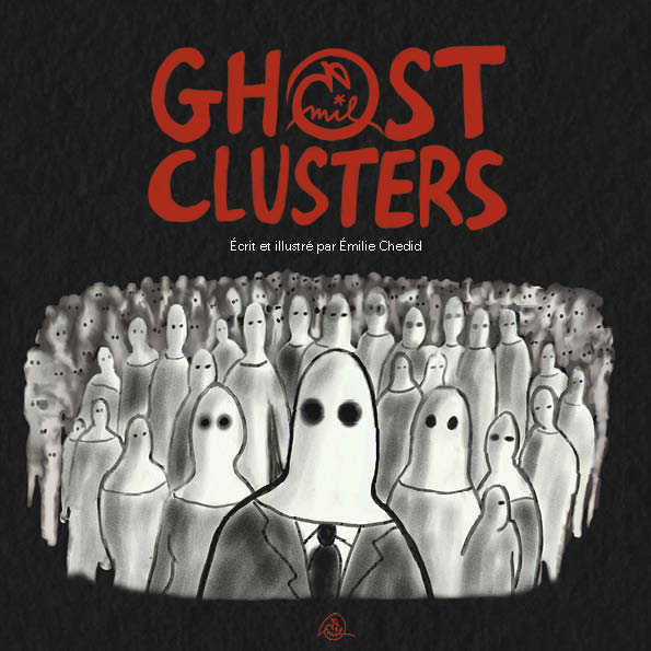 Ghost Clusters couverture