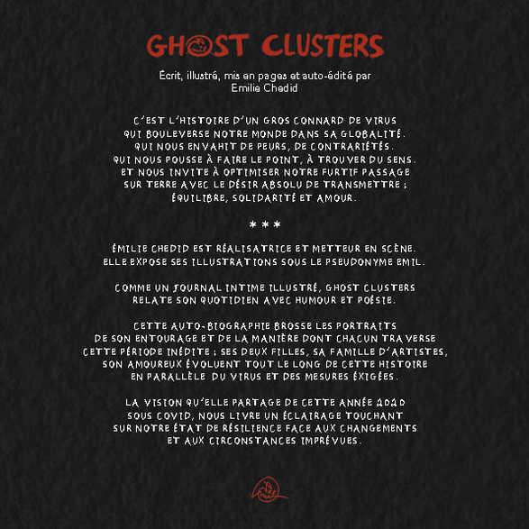 Ghost Clusters Présentation