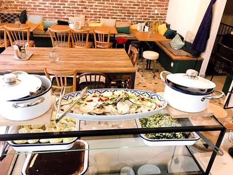 Restaurant Felicity Aussi (Paris) / Exposition