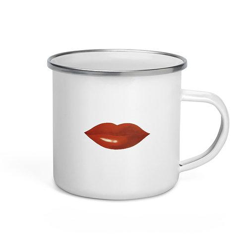 Just a kiss Mug émaillé
