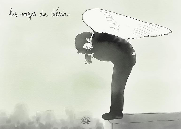 Les Anges Du Désir