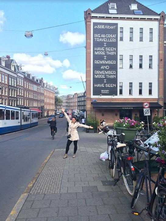 Paris + Amsterdam adventures