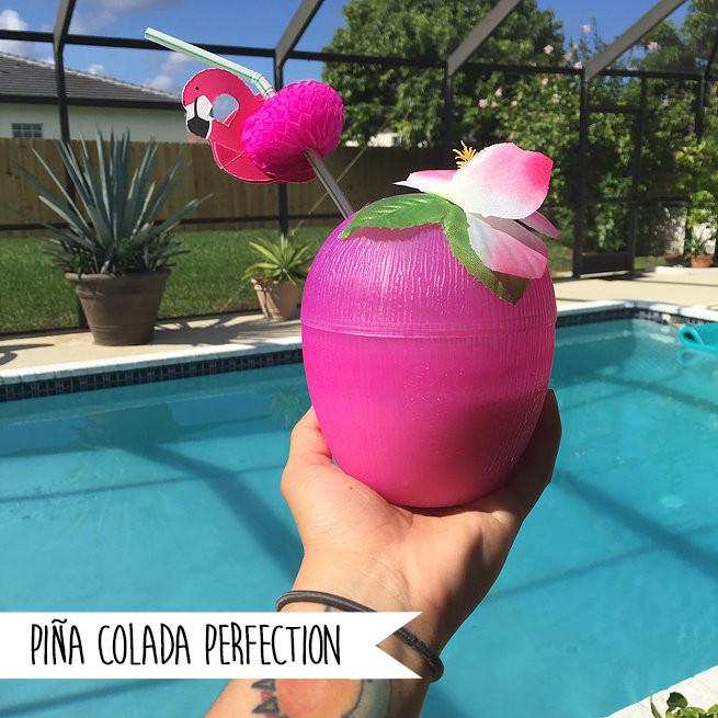Perfect Piña Colada Recipe