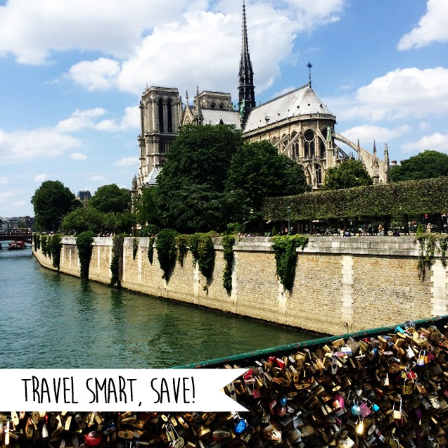 Behind the scenes: How I planned my trip to Paris