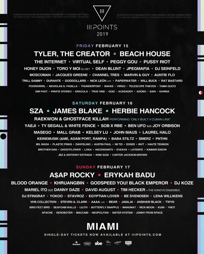 iiipoints Festival in Miami, what's the hype?