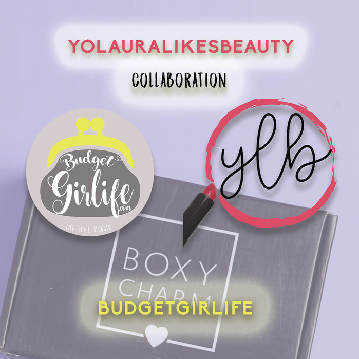 Boxycharm review by YoLauralikesbeauty