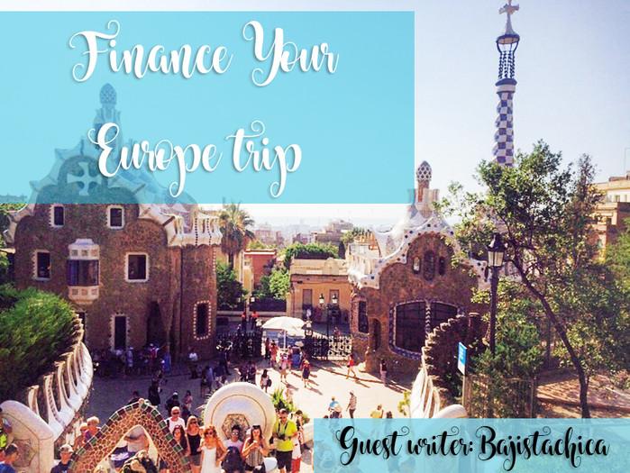 EF College Break: Finance your Europe Trip