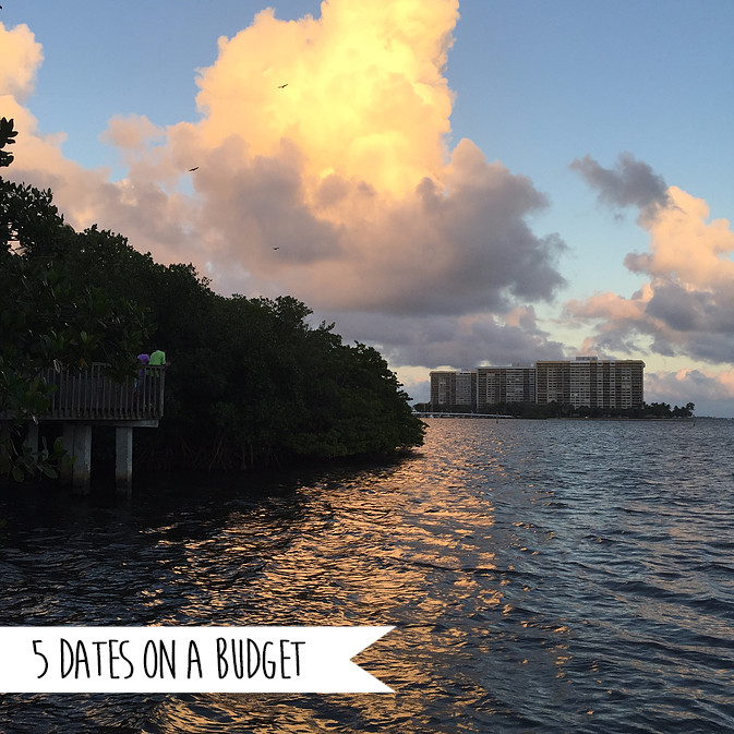 The best dates on a budget: Top 5