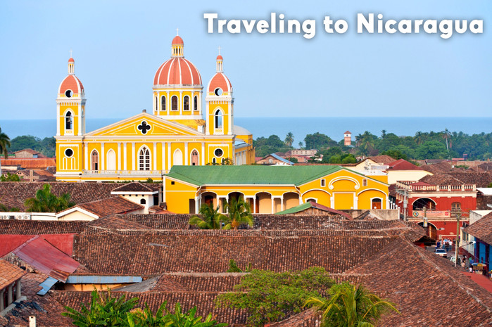 Traveling to Nicaragua, and its beauty