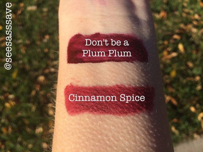 SEE.SASS.SAVE: (Review) Drugstore Dark Lipsticks for Fall