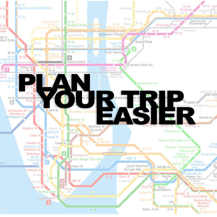 Plan your trip easier