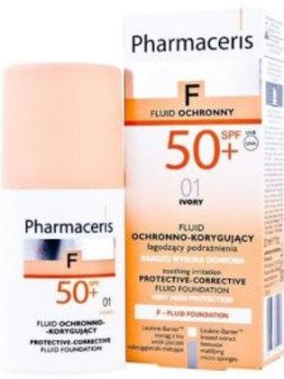Pharmaceris F 50+ Foundation Protective Ivory 01 30ML