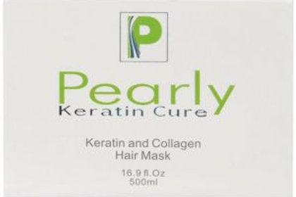 Pearly hair mask& shampo 500ml
