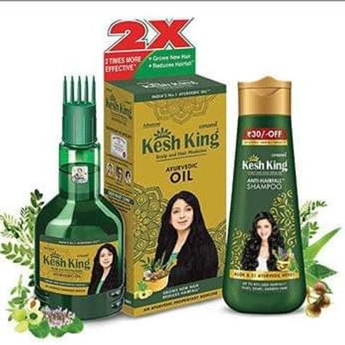 kish king oil