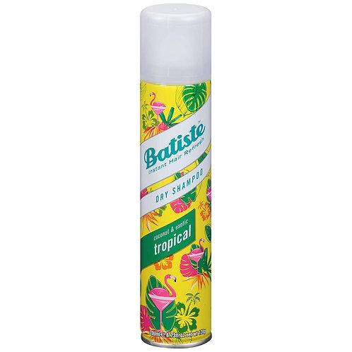 batiste dry shampoo tropical - 200ml