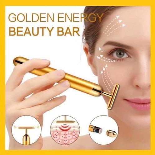 Energy bar golden