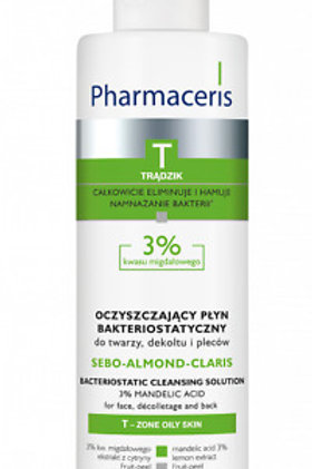 Pharmaceris T Sebo-Almond Claris - 3% 190ML