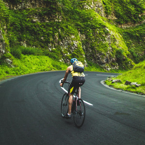 Competitive Cycling Is All About Suffering