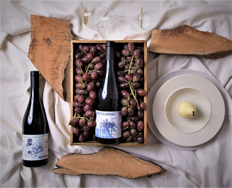 Sicilian Wine Home Provisions Pack