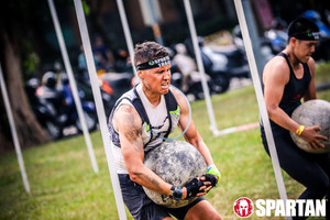 Antony Pringle Takes First Place In Spartan Beast Race