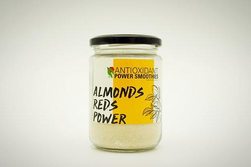 Almond Reds Power Smoothie